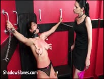Submissive Lesbian Teen Whipping and Latina Bdsm of Punished Lezdom Masochist in Strict Impact Play and Torments to Tears - iPad Porn HD,Hig.mp4z